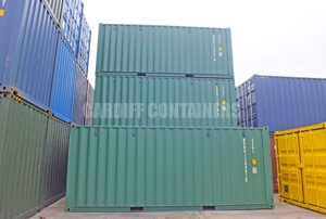 20ft Shipping Containers Cardiff Wales
